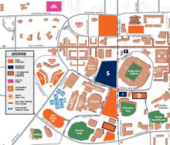 Lsu Parking Map Tailgating At Auburn Page 2 Secrant Com