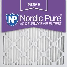 Filtrete Healthy Living Ultra Allergen Reduction Ac Furnace Air Nordic Pure 25x25x1m8 6 Merv 8 Pleated Ac Furnace Air Filter