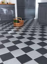 rev黎ement de sol cuisine revêtement sol cuisine 19 modèles de sol pour une cuisine au top