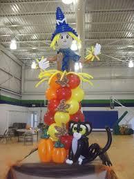 11 best fall balloon decor images on pinterest balloon columns
