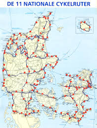 new report on national cycle routes in denmark cycling embassy