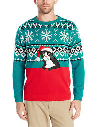 ugly christmas sweaters that light up and sing amazon com ugly christmas sweaters more clothing shoes jewelry