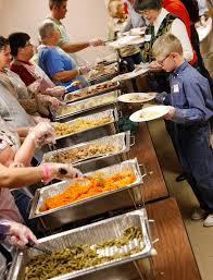 free thanksgiving dinners are planned in metro news ok
