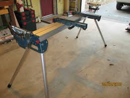 Table Saw Stand With Wheels Bosch Gta 3800 Miter Saw Stand A Concord Carpenter