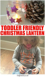 totally toddler friendly christmas lantern crafts on sea