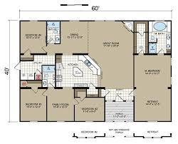 Champion Floor Plans 1999 Champion Mobile Home Floor Plans U2013 House Design Ideas