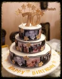70th birthday cake ideas cakes for a 70th birthday party 126 best cakes 70th birthday images