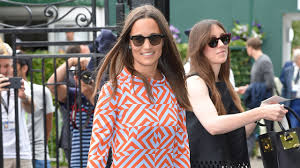 pippa middleton continues her reign as wimbledon u0027s fashion queen