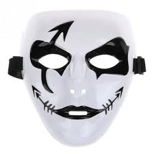 party mask so cool white jabbawockeez masks party mask