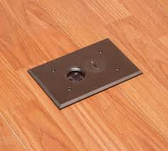 Hardwood Floor Outlet How To Install Electrical Outlet In Hardwood Floor Hardwoods Design