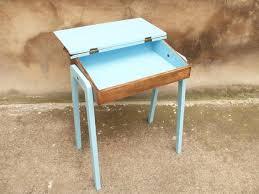 petit bureau ecolier bureau pupitre ancien adopte un meuble