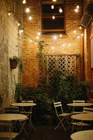 backyard patio lights home outdoor decoration