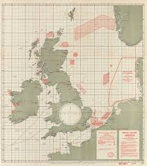 Wwi Europe Map by World War I Understanding The War At Sea Through Maps Worlds
