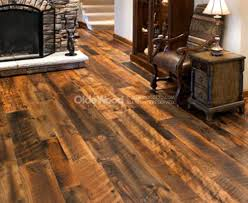 decoration in rustic wide plank flooring reclaimed wide plank