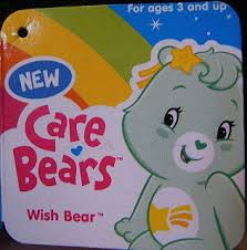 Are Bears Color Blind Spanengrish Ramblings Care Bears Adventures In Care A Lot Colors