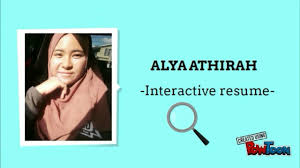 Interactive Resume My Interactive Resume Youtube