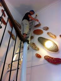 wonderful decorating staircase wall ideas how to decorate landings