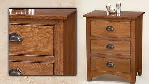 Shaker Bedroom Furniture by Quartersawn Shaker Bedroom