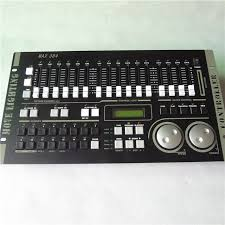 max 384 dmx controller lighting console dj pro light for stage