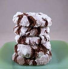 fudge crinkles a great 4 ingredient cake mix cookie recipe