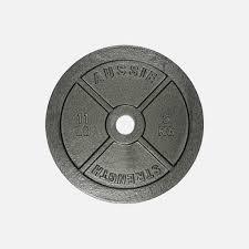 cast iron weight plate 5kg aussie strength