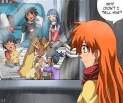 Misty Meme - poor misty pokémon know your meme