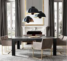 Restoration Hardware Dining Room Restoration Hardware Dining Table At Home And Interior Design Ideas