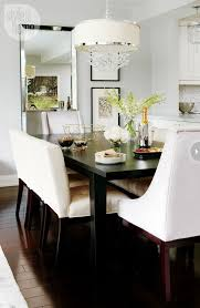 small espresso dining table small space interior chic condo dining chairs espresso and plush