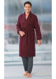 robe de chambre pour homme grande taille pyjama homme peignoir liquette afibel