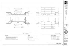 typical floor framing plan unique house 0366s building size