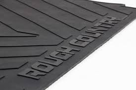Ford F250 Truck Mats - truck bed mat w rough country logo for 2015 2018 ford f 150