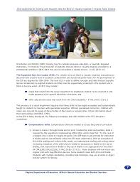 Is Being Blind A Disability Guidelines For Working With Student Who Are Blind Or Visually Impaired
