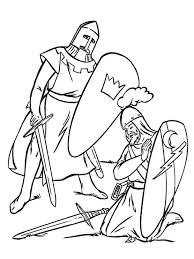 knights coloring pages download print knights coloring pages