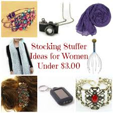 Ideas For Stocking Stuffers Stocking Stuffer Ideas For Women Under 3 00 Shipped Saving