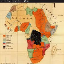 africa map high resolution map of colonial powers in africa in 1906 prepared by the