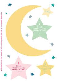 a fanciful twist of wishes u0026 stars u0026 moons free printable treat