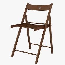 model ikea terje foldable chair wood
