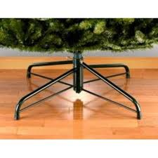 artificial christmas tree stand 24 green metal folding christmas tree stand for 6 8 artificial