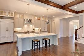 kitchen island overhang manor in brookhaven shaw homes atlanta athens