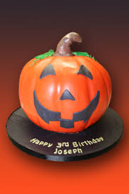 Halloween Birthday Cakes Pictures by Halloween Pumpkin Birthday Cake Cakecentral Com