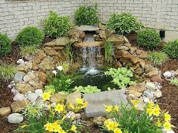 Backyard Ponds And Fountains 1247 Best Fountains And Water Garden Images On Pinterest