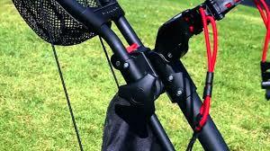 caddycruiser one one click folding 4 wheel golf buggy push cart