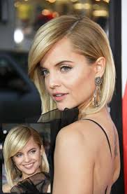 above shoulder length hairstyles with bangs six fabulous mid length hair styles