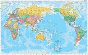 aus maps australia do australians read the world map quora
