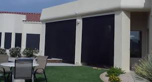 Patio Blinds Shades Patio Blinds Outerware 4 Windows