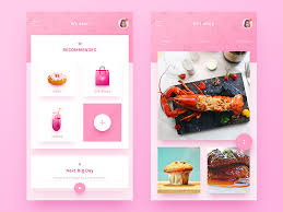mall app gift mall application app mall app and ui ux
