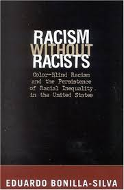 What Is Color Blind Racism 9780742516335 Racism Without Racists Color Blind Racism And The