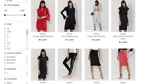 top 10 indian fashion websites for shopping trendy clothes online