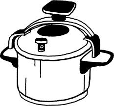 cuisine à la cocotte minute coloriage cocotte minute à imprimer sur coloriages info