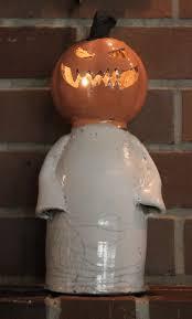 halloween figurine 65 best pumpkin heads images on pinterest halloween stuff happy